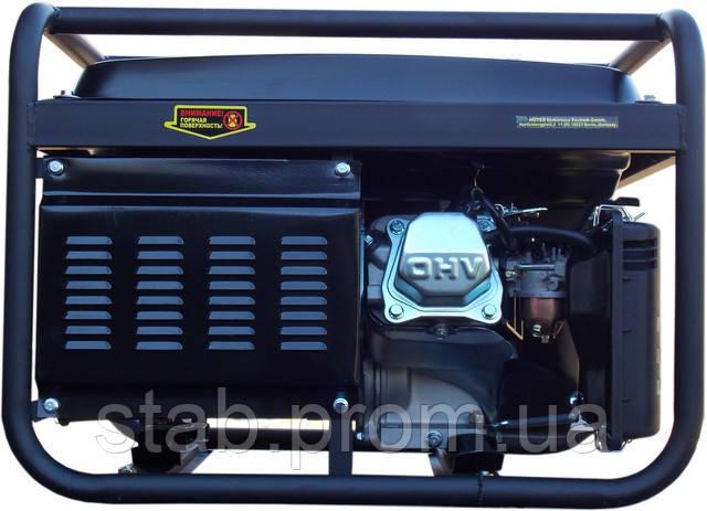 Бензиновый генератор 3 квт huter dy4000l генератор