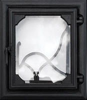 Дверца для камина Delta Lira (360х420)