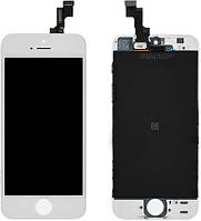 Дисплей для Apple iPhone 5S с сенсорным экраном white Original