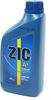 Моторное масло Zic A+ 10W-40 (Канистра 1литр) для бензиновых двигателей