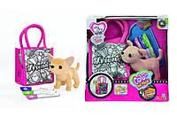 Собачка чихуахуа в сумочке (с фломастерами) Chi Chi Love Simba 5895264