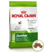 Royal Canin XSMALL JUNIOR 1,5кг корм для щенков очень маленького размера в возрасте до 10 месяцев