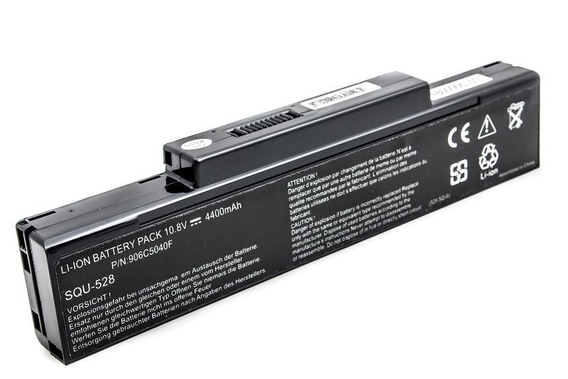 Аккумулятор PowerPlant для ноутбуков ASUS A9T (SQU-528, BQU528LH) 10.8V 4400mAh [sppp]