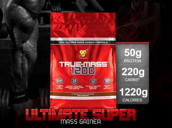 Гейнер True-Mass 1200 BSN 4,7 кг