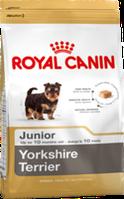 Royal Canin YORKSHIRE JUNIOR 1,5кг  корм для щенков пор йоркширский терьер в возрасте до 10мес