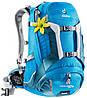 Велорюкзак 26 л. TRANS ALPINE 26 SL для поездок по горам DEUTER, 32213 3332 голубой