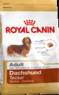 Royal Canin DACHSHUND ADULT 1,5кг  корм для собак породы такса старше 10 месяцев