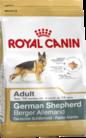 Royal Canin GERMAN SHEPHERD ADULT 12кг корм для собак породы немецкая овчарка возрасте старше 15 мес