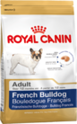 Royal Canin FRENCH BULLDOG ADULT 1,5кг корм для собак породы французский бульдог старше 12 месяцев