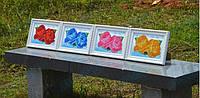 Картина для выкладывания круглыми стразами Diamond painting Алмазная вышивка алмазами мозаика розы 5d 3d