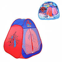 Палатка-домик детская игровая Человек Паук 810S