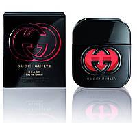 Женская туалетная вода Gucci Guilty Black 50ml (Гуччи гилти блек)