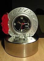 Будильник колесо диск Формула Ф 1