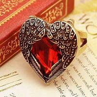 """Кольцо женское """"Сердце Ангела"""""""