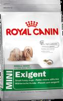 Royal Canin MINI EXIGENT 2кг корм для привередливых собак маленьких размеров (вес до 10 кг)