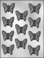 Молд для шоколада Бабочки 3D