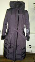 Пальто женское, холлофайбер. Оптом