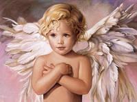 """Набор алмазной вышивки (мозаики) """"Ангелок"""""""