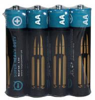 Батарейка AA Logic Power Super Heavy Duty, 1.5V, Вакуумная упаковка (AA/R6P) 4шт в уп.