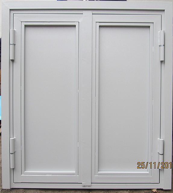 металлические ставни двери раменское