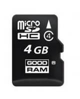 Карта памяти micro SDHC 4Gb A-Data (Class 4)