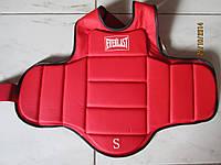 Защита груди детская (жилет) EVERLAST  р.S красный