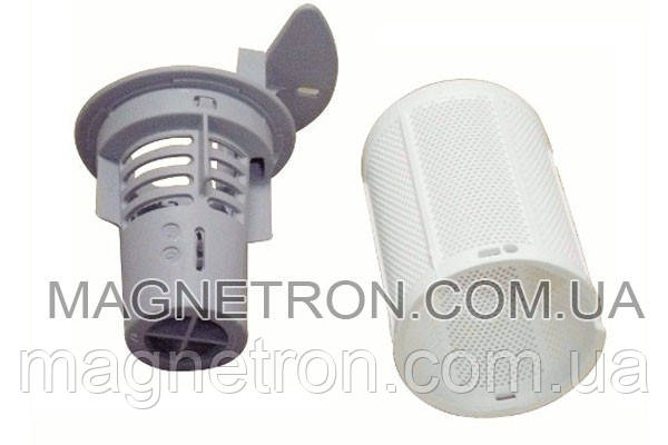 Фильтр грубой + тонкой очистки для посудомоечных машин Indesit, Ariston C00142344