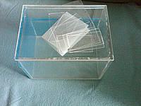 Оргстекло прозрачное 2, 3, 4, 5, 6, 8, 10 мм акрима