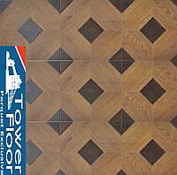 1592-5- Влагостойкий ламинат под паркет 33 класс, 8,3 мм Tower Floor (Тавер Флур) Parquet Exclusive