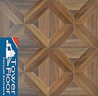 8107-4- Влагостойкий ламинат под паркет 33 класс, 8,3 мм Tower Floor (Тавер Флур) Parquet Exclusive