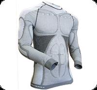 Термофутболка Berkner мужская POWER WOOL, с ионами серебра,3D ,бесшовная