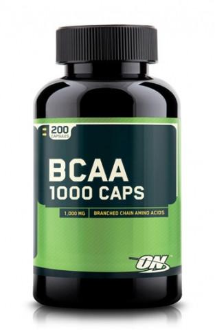 BCAA 1000 Caps Optimum Nutrition  200 капсул