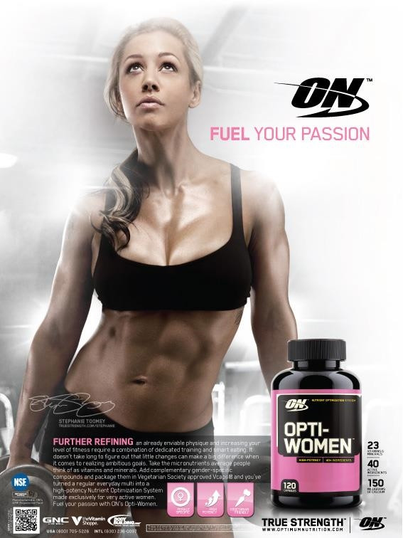 Витамины Opti-Women Optimum Nutrition  120 капсул