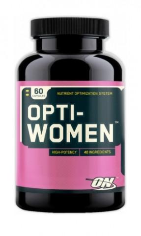 Витамины Opti-Women Optimum Nutrition  60 капсул