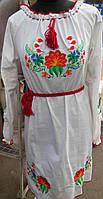 Платье вышиванка женское
