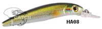 Воблер EOS Cor Minnow 60 мм цвет: HA08 плавающий