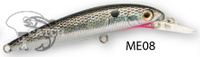 Воблер EOS Cor Minnow 60 мм цвет: ME08 плавающий