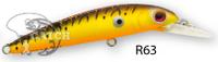 Воблер EOS Cor Minnow 60 мм цвет: R63 плавающий