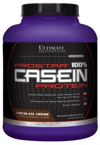 Протеин 100% Casein Protein Prostar Ultimate Nutrition 2270g
