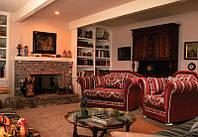 """Комплект  мягкой мебели """" Ренесcанс"""" (диван +кресло)"""