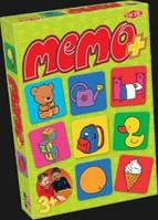 Настольная игра Мэмо для малышей