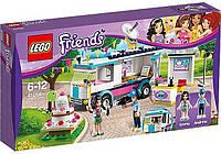 LEGO 41056 Friends - Фургон новин Хартлейк (Лего Френдс Новостной фургон Хартлейк)