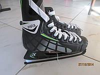 Коньки ледовые хоккейные р.43