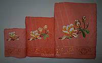 Подарочный набор полотенец (баня+лицо+кухня)