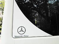 "Наклейка на Sprinter ""Косынка"" со значком 800*800 мм"