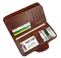 Стильное мужское портмоне levis, кожаный бумажник, кожа + pu, модное тиснение, много отделений для карточек