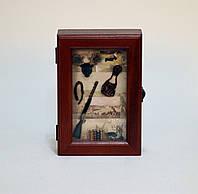 Ключница деревянная    58206 A