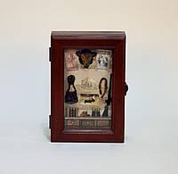 Ключница деревянная    58206 B