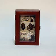 Ключница деревянная    58206 C