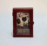 Ключница деревянная    58206 D